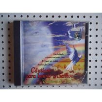 Cd Cânticos Para Louvar O Senhor Cantores Da Paz