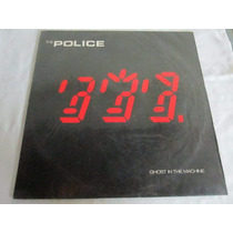 Lp The Police - Ghost In The Machine (1981)