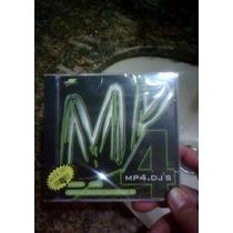 Cd Mp4.dj´s -coletânia De Dance Music (lacrado)