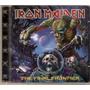 Iron Maiden The Final Frontier Cd Lacrado Original