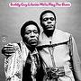 Buddy Guy Junior Wells Play The Blues Cd Duplo Digipack Novo