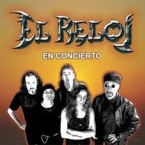 Cd - El Reloj - En Concierto - Cd Duplo -hard Rock Argentino