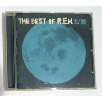 Cd R.e.m. - The Best Of Rem - In Time 1988-2003 - Nacional
