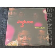 Jackson Five: Third Album ~ Lp Vinil 180 Gramas Raro Michael