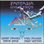 Cd Asia Fantasia Live In Tokyo - 2cds