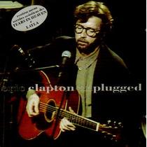 Cd Eric Clapton Unplugged