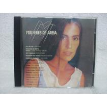 Cd Original Mulheres De Areia- Nacional- Som Livre 1993