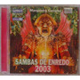 Cd-sambas De Enredo Do Rj-grupo Especial-2003