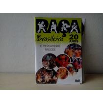 Dvd Raça Brasileira 20 Anos - Verdadeiro Pagode
