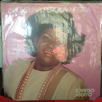 Lp - Sorriso Aberto - Jovelina Pérola Negra
