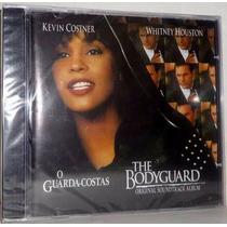 Cd O Guarda Costas Whitney Houston Lacrado Original