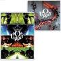 Dvd + Cd O Rappa - Dose Dupla Vip: O Silêncio/ Novo E Lacr