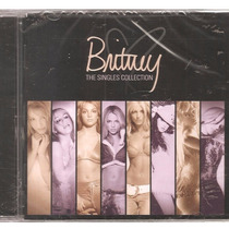 Cd Britney Spears - The Singles Collection -part. Madonna