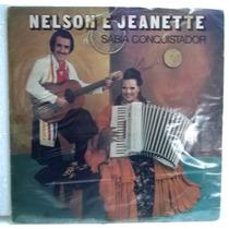 Nelson E Jeanette Sabia Conquistador Lp Estado Regular