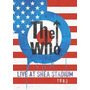 The Who Dvd Live At Shea Stadium 1982