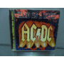 Cd Ac/dc Hard As A Rock (promo Com Poster) Collector Item