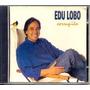 Cd Edu Lobo Corrupião 1993 Velas Mpb Raridade
