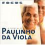 Cd Paulinho Da Viola Serie Focus