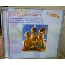 Cd Beatles For Babies Frete Gratis