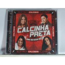 Cd - Calcinha Preta- Vol. 16 (novo - Original - Lacrado)