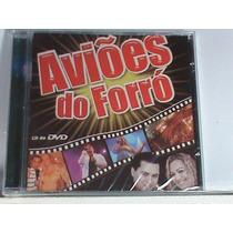 Cd - Aviões Do Forró - Cd Do Dvd (novo - Original - Lacrado)