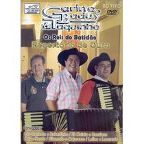 Dvd Carlito, Baduy & Taquinho - Os Reis Do Batidão - Novo***