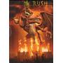 Dvd Rush In Rio (duplo C/ Luva)