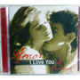 Romântico Funk Black Pop Soul Cd Amor I Love You 2 Nacional