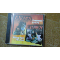 Cd-exumer-possessed By Fire/rising From The Sea