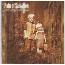 Cd Pain Of Salvation - The Perfect Element = In The Flesh