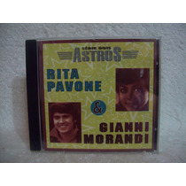 Cd Rita Pavone & Gianni Morandi- Série Dois Astros