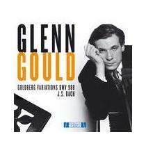 Cd Glenn Gould Bach 1 (1954) Novo Lacrado Original