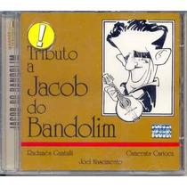 Cd Radamés Camerata Carioca - Tributo A Jacob Do Bandolim