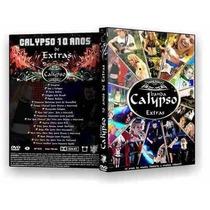 Dvd Banda Calypso 10 Anos Edição Extra