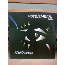 Lp The Steve Miller Band Abracadabra C/encarte