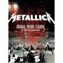 Dvd Metallica Orgulho, Paixao E Gloria 2cd+2dvd