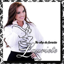 Cd + Playback Lauriete - No Olho Do Furacão * Original