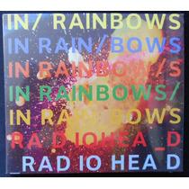 Radiohead In Rainbows Cd Novo Original Raro Lacrado Vejam !!
