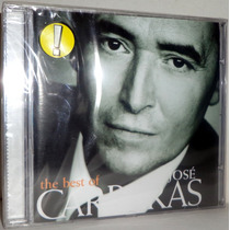 Cd Jose Carreras - The Best Of