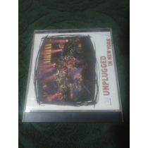 Cd Nirvana Unplugged In New York Original