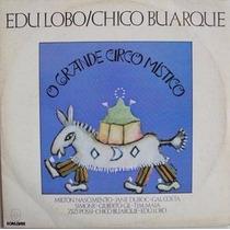 Cd - Edu Lobo - Chico Buarque