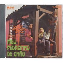 Cd Novela Meu Pedacinho De Chão 1971- Série Colecionador