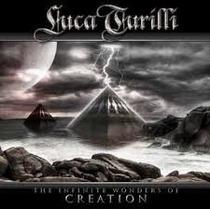 Cd - Luca Turilli- The Infinite Wonders Of Creation- Lacrado