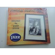 Cd- Dinah Shore -smoke In Your Eyes (novo,original, Lacrado)