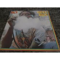 Lp U-roy - Dread In A Babylon Importado Uk Exc Est R$ 280,00