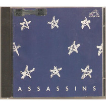 Cd Assassins - Original Cast Recording ( Importado Usa 1991