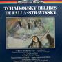 Lp - Tchaikovsky - Delibes - De Falla - S Vinil Raro Duplo