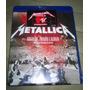 Blu-ray Metallica: Orgulho, Paixão E Glória (lacrado)