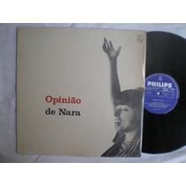 Lp - Nara Leão / Opinião De Nara / Philips P-632.732-l