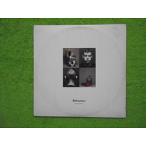 Lp Pet Shop Boys P/ 1990- Behaviour